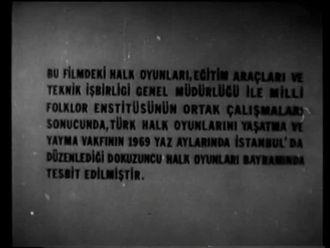 Sivas Halkoyunları (1970) izle
