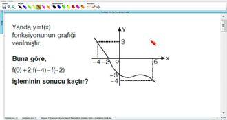 Fonksiyon Türleri ve Fonksiyonun Grafiği 20 izle
