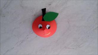 Kağıttan Elma Yapımı izle