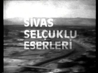 Sivas Selçuklu Eserleri (1972) izle
