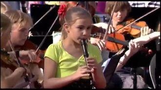 Lucie Horsch - Hungarian Dance No:5 - Brahms - Macar Dansı No 5 izle