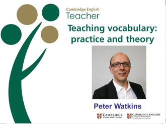 Teaching vocabulary Watkins izle