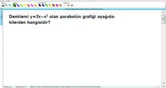 Parabolün Grafiğinin Çizimi Ve Doğru İle Parabolün Ve İki Parabolün Durumları 4 -... izle