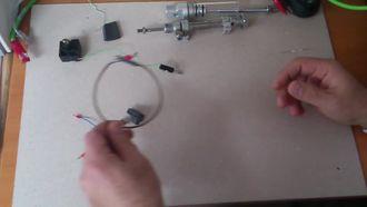 Manyetik Sensörler / Algılayıcılar (Yapısı, çalışması, sembolü, elektriksel ba�... izle