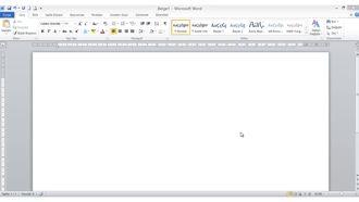 MS Office Word Belgesine Resim Ekleme izle