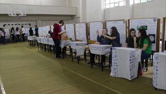 Kırklareli Fen Lisesi 2015-2016 VIII. PUHU Bilim Şenliği Geleneksel izle
