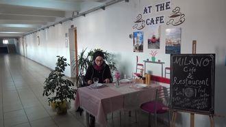 Okulumuz eTwinning projelerine bir yenisini daha ekledi: At The Cafe izle