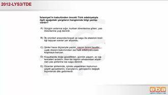 İslamiyetten Önceki Türk Edebiyatı izle