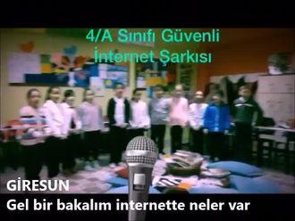 Güvenli İnternet Günü ortak türkümüz izle