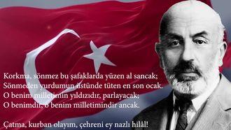 12 Mart İstiklal Marşı'nın Kabulü ve Mehmet Akif ERSOY izle