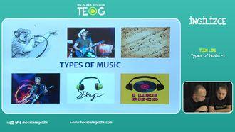 Types of Music -1 izle