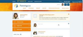 eTwinning'de okul ekleme izle