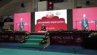Muhammed Yaşar Şahin / Genç Sada Kur'an-ı Kerim'i Güzel Okuma Yarışması Türkiye F... izle