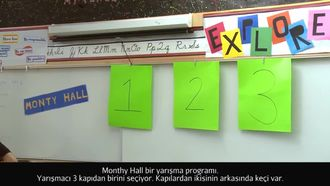 Keşif Laboratuvarı: Monty Hall Simulasyonu izle