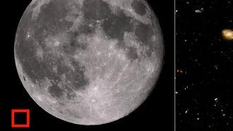 Hubble Teleskobu'ndan Galaksilerin Görüntüsü izle