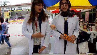 TÜBİTAK 4007 Ankara Bilim Hareketi Etkinlik_1 Elektromanyetik kirlilik kaynakları ve el... izle
