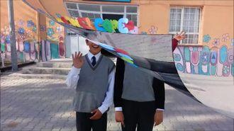E twinning Beylikköprü Şh. Yzb. Nazmi Elmas Ortaokulu Tanıtımı izle