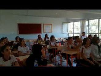 Nizip Anadolu Lisesi Cumhuriyet 95.Yıl Şarkısı izle