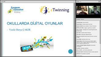 Dijital Oyunlar ve Eğitimde Kullanımı izle