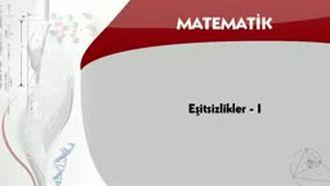 Eşitsizlikler - 1 izle