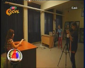 Bizim TV İnternet Televizyonumuz TRT Çocuk Haberlerinde Yer Aldı izle