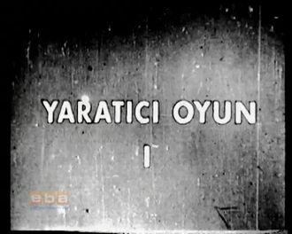 Yaratıcı Oyun - 1 (1961) izle