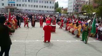 Çanakkale Mustafa Kemal İlkokulu Mehter Takımı izle