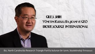 Giles Shih - BioResource International'ın Başkanı ve CEO'su izle