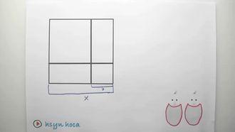 8. sınıf TEOG matematik İKİ TERİMİN FARKININ KARESİ ÖZDEŞLİĞİ konu anlatımı izle