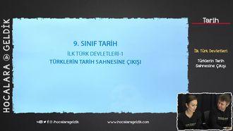 Türklerin Tarih Sahnesine Çıkışı izle