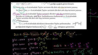 2011 Kalkülüs BC (İleri Seviye) Sınav Soruları 6 - c izle
