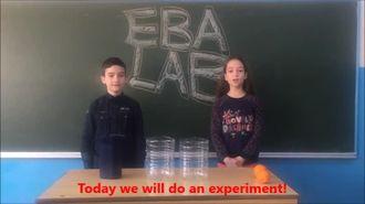 Let's do an experiment izle