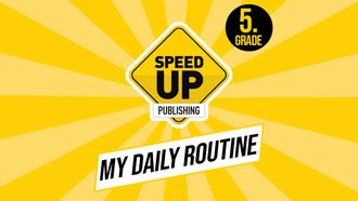 5-Grade-U4-MY DAILY ROUTINE izle