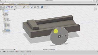 Fusion 360 Eğitimi - 40 Motion Link izle
