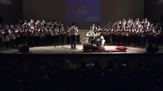 """Şanlıurfa Güzel Sanatlar - """"Anadolu Kadınları Oratoryosu-2"""" izle"""