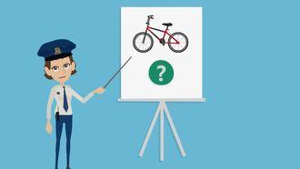 TRAFİK GÜVENLİĞİ VE TRAFİK İŞARETLERİ (Bisikletimize nerede binebiliriz - Bisikle... izle