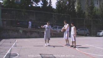 Basketbolda sayı izle