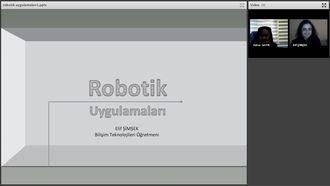 Robotik Uygulamaları Eğitimi izle