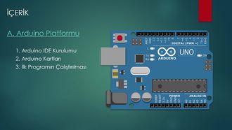 1 - A. Arduino Platformu izle
