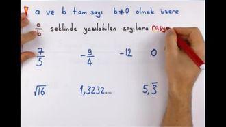8. Sınıf Matematik Gerçek Sayılar izle
