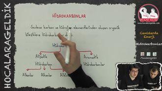 Hidrokarbonlar izle