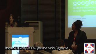4.Oturum: Ronda ZELEZNY GREEN - Kenyalı Kız Çocuklarının Teknolojik Araçlarla Eğiti... izle