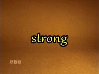 Strong izle