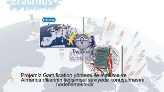 Spielend Neues Lernen Erasmus + KA219 Projemiz Devam Ediyor izle