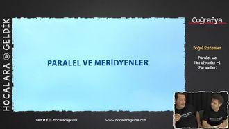 Paralel ve Meridyenler -1 (Paraleller) izle