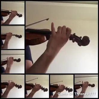 Game Of Thrones Violin Cover izle