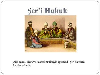 Türk-İslam Devletlerinde Hukuk izle