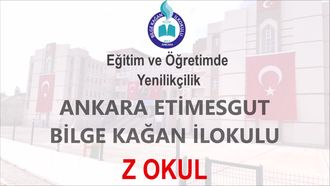Ankara - Z Okul izle