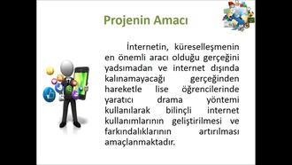 Bilinçli İnternet Kullanımı-Kartal/Semiha Şakir Anadolu Lisesi izle