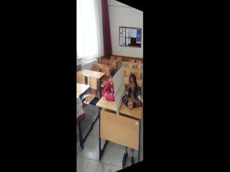 Serhan Çalık Ortaokulu Tübitak Bilim Fuarı izle